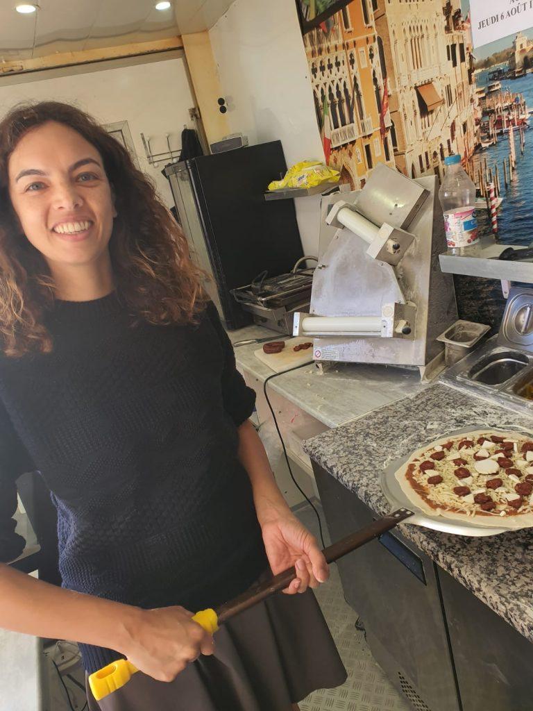 Pizzas caseras 4